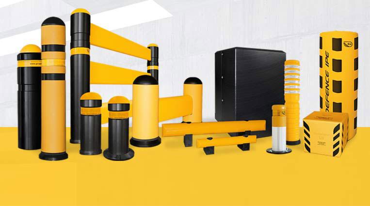 Protezioni antiurto per la sicurezza industriale